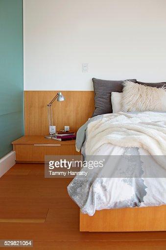 Bedroom interior : Stock Photo