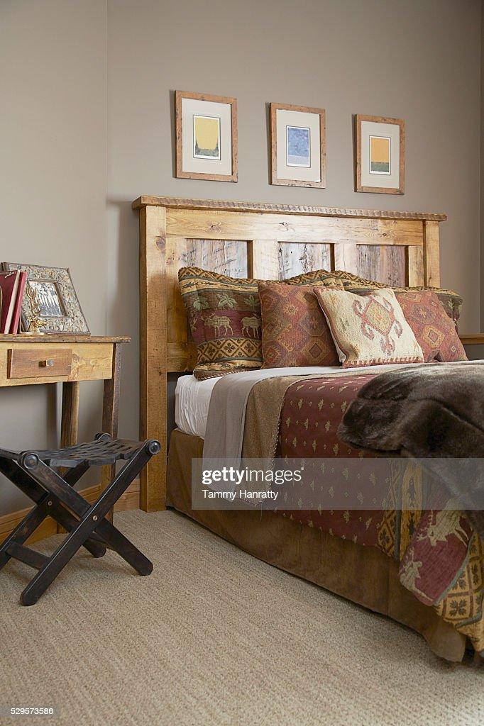 Bedroom : Stockfoto
