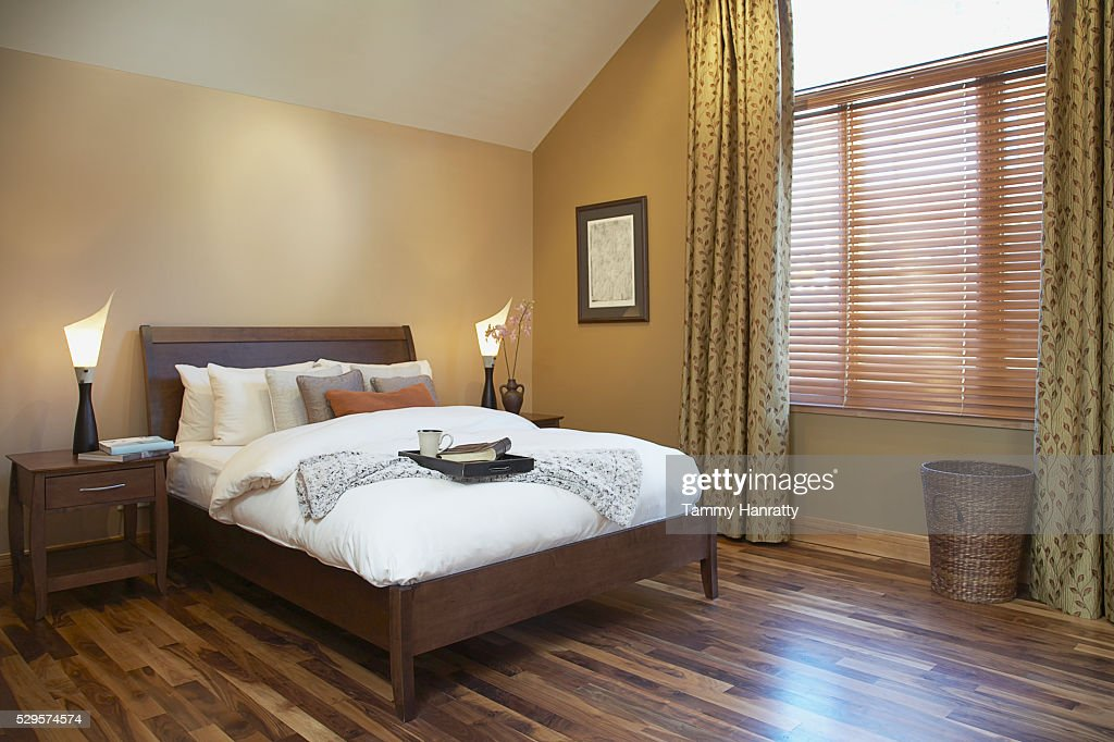 Bedroom : Stock Photo