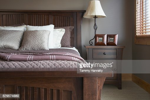 Bedroom : Bildbanksbilder