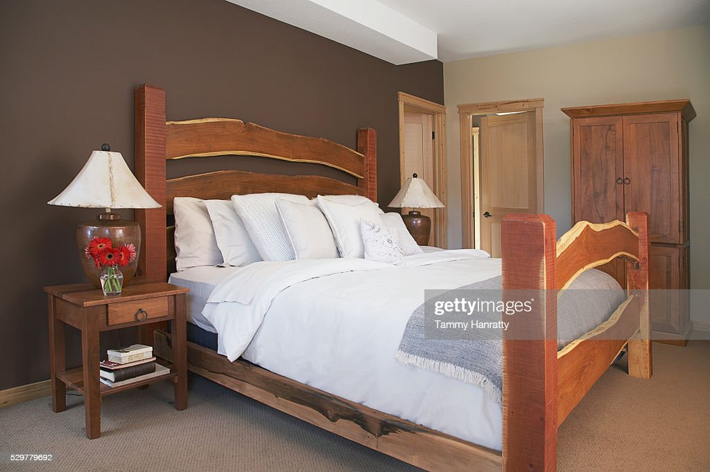 Bedroom : Foto stock