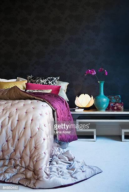 A bedroom Sweden.