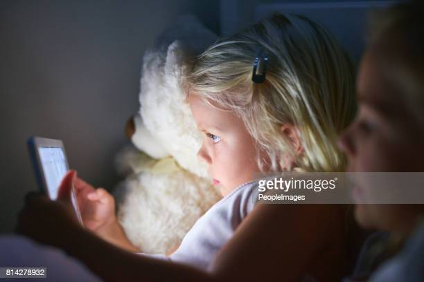Bedtime has become a lot more interactive