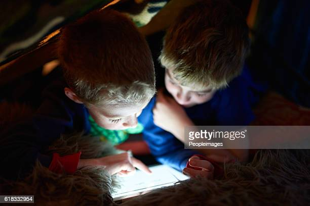 Bedtime makes more time for online time