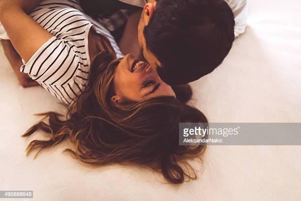 Bedtime romance