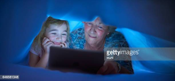 bedtime with gran