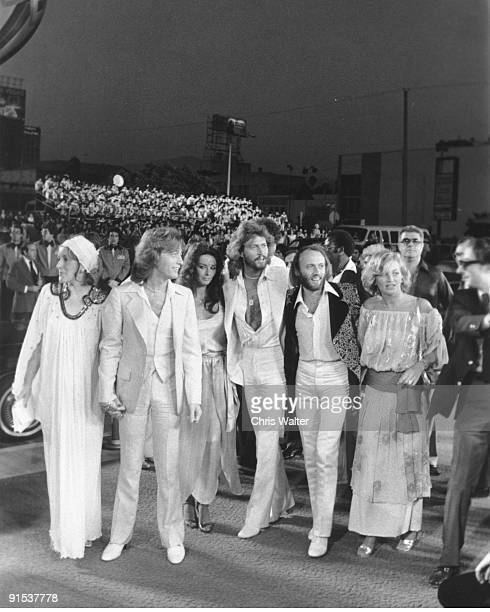 Bee Gees at Sgt Pepper Premiere