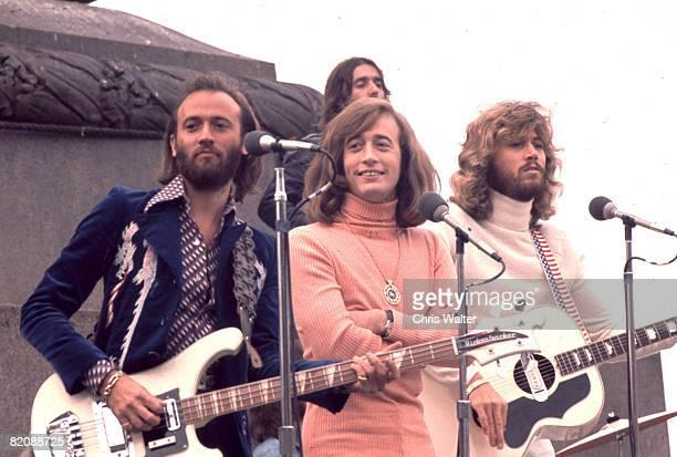 Bee Gees Maurice Gibb Robin Gibb Barry Gibb