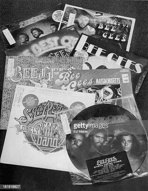 JUL 13 1979 JUL 18 1979 JUL 22 1979 Bee Gees Music Captured hearts ears and allowances of generation of teens