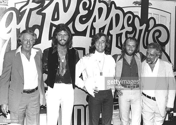 Bee Gees Robert Stigwood Dee Anthony