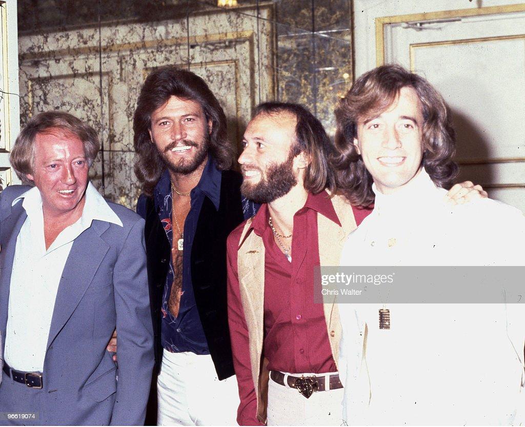 Bee Gees & Robert Stigwood
