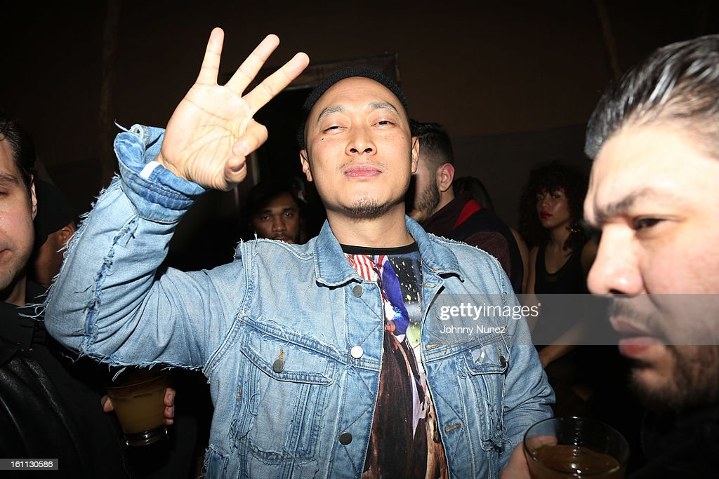 Bee Nguyen attends the after party for 'An Evening Celebrating Nas,' presented by Hennessy VS at Hyde Lounge on February 8, 2013, in West Hollywood, California.