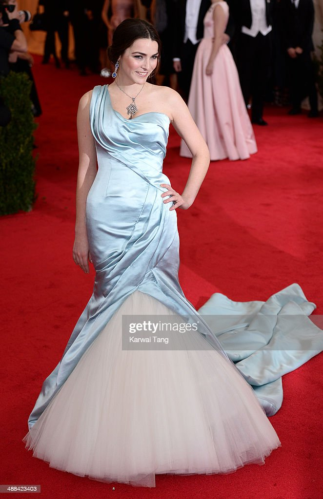 Bee Shaffer attends the 'Charles James: Beyond Fashion' Costume Institute Gala held at the Metropolitan Museum of Art on May 5, 2014 in New York City.