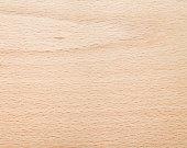 Beech wood texture background, Close-up.