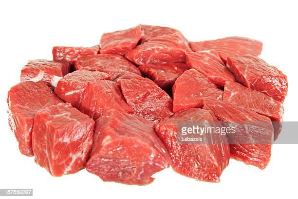 Cubes de bœuf