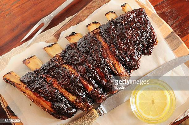 Beef Ribs, Barbeque