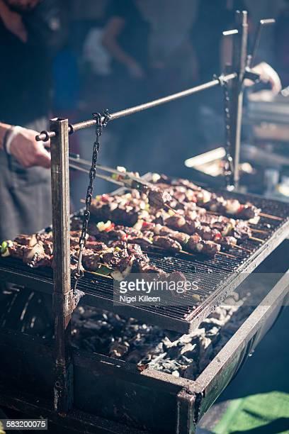 BBQ Beef Skewers, Melbourne