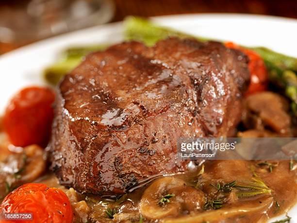 how to cook beef tenderloin steak