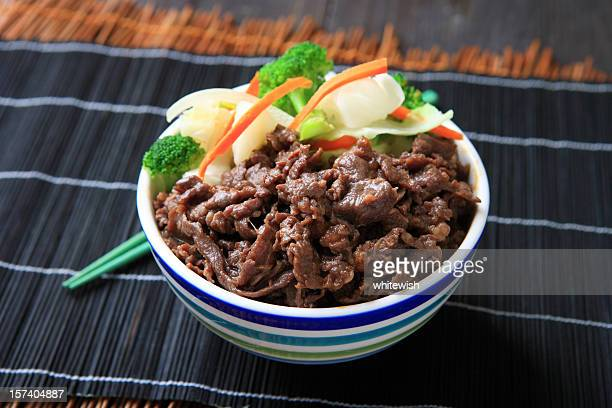 Beef Teriyaki Bowl