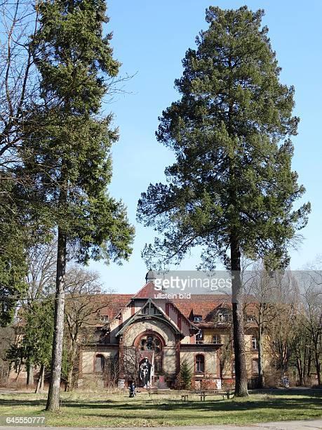 BeelitzHeilstaetten Arbeiter Lungenheilstaetten 18981936 errichte t sie bilden einen der groessten Krankenhauskomplexe im Berliner Umland Auf dem...