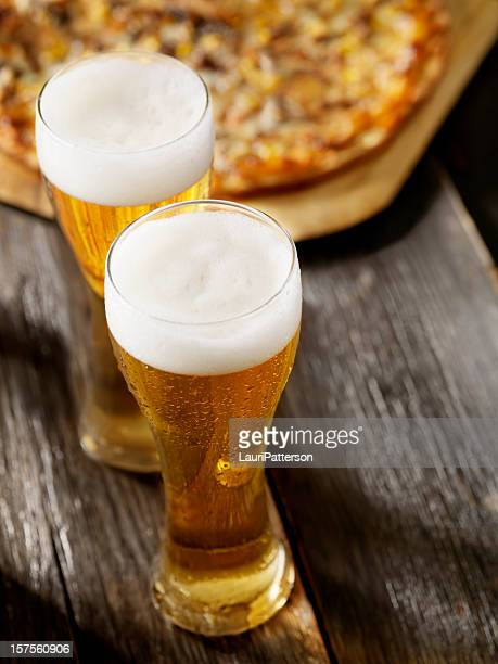 Pizza e birra