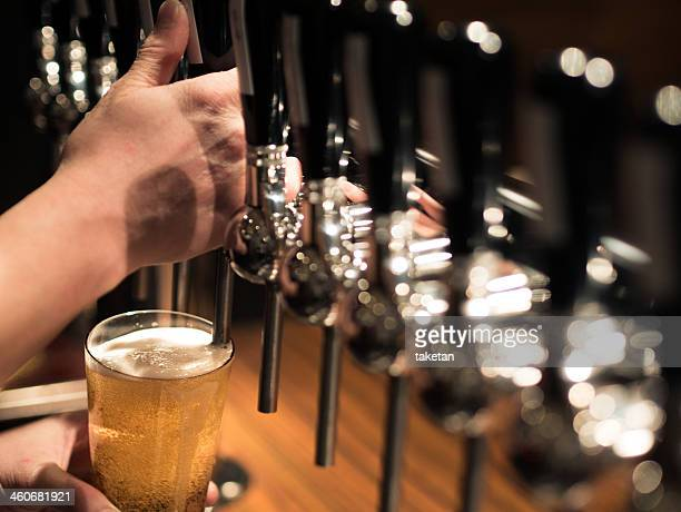Beer and taps