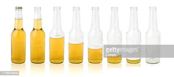 Bierflasche evolution