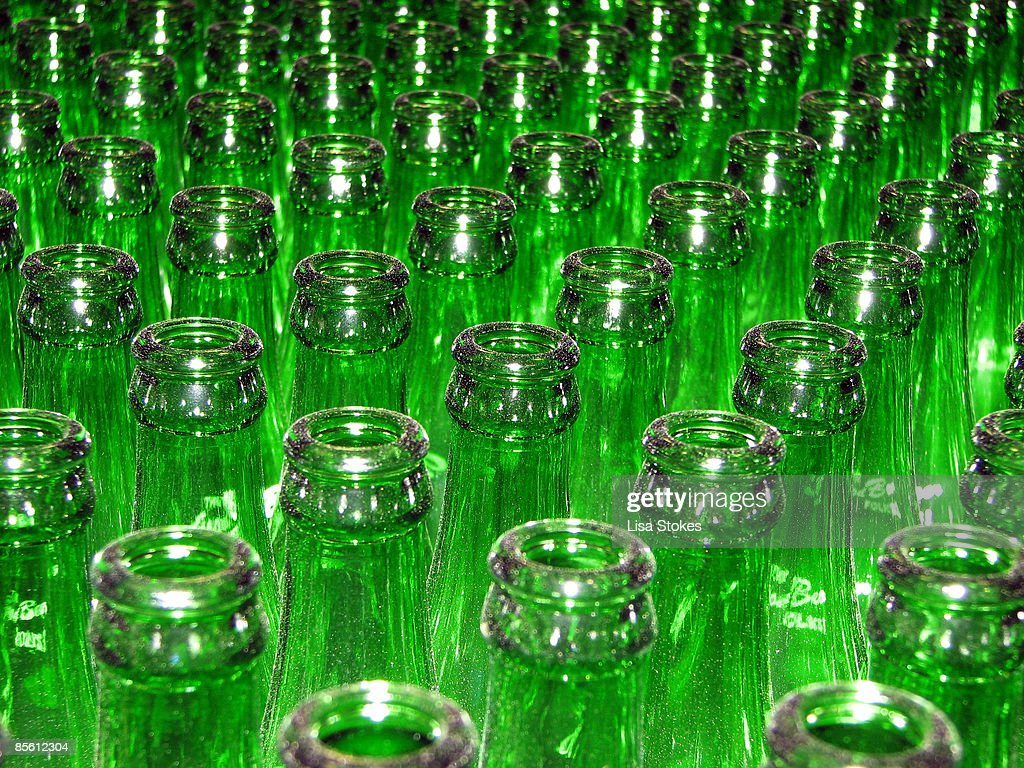Beer bottle full frame stock photo getty images for Beer bottle picture frame