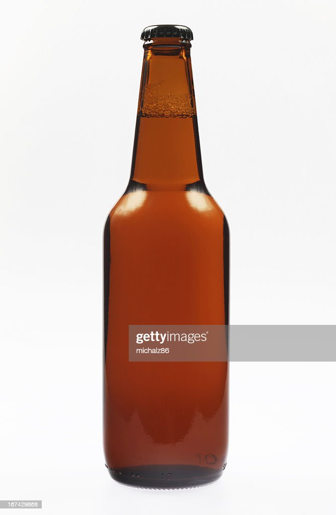 Beer Bottle : Stock Photo