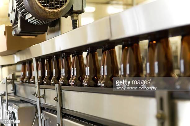 Beer Bottle Production Line