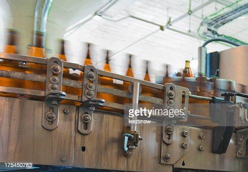 Beer Bottling in a Micro Brewery