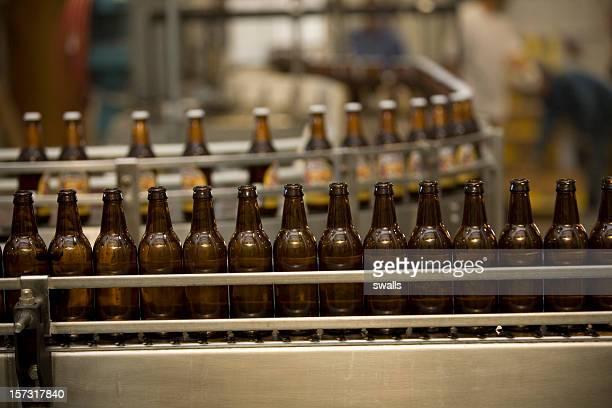 Bier Bottling Line
