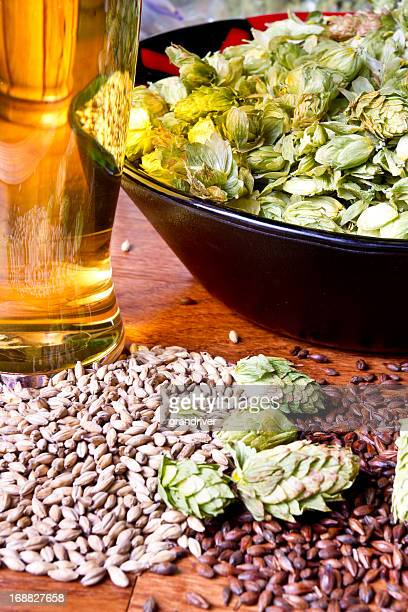 Beer, Hops and Barley