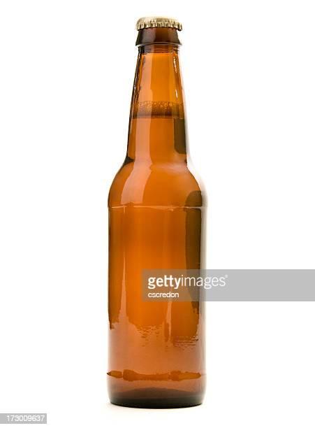 Bier in der Flasche