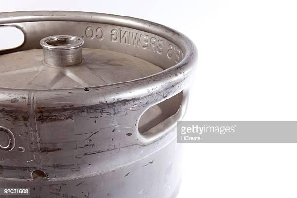Bier Keg bereit für eine party