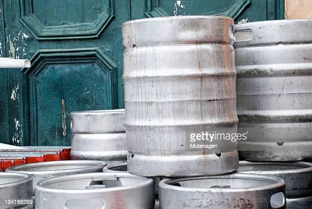 Bière Kegs