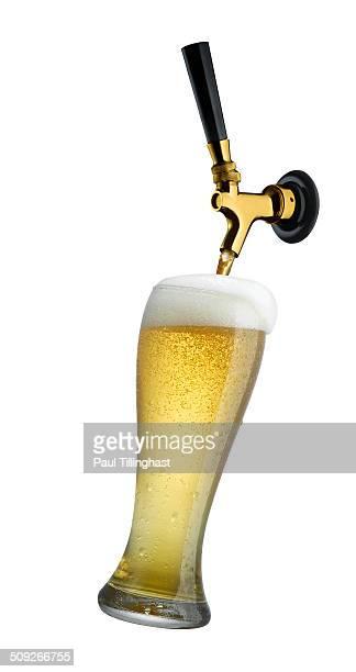 Beer on tap   pilsner