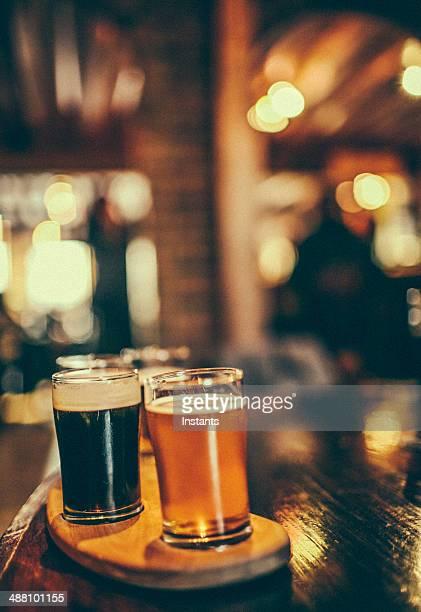 ビールテイスティング