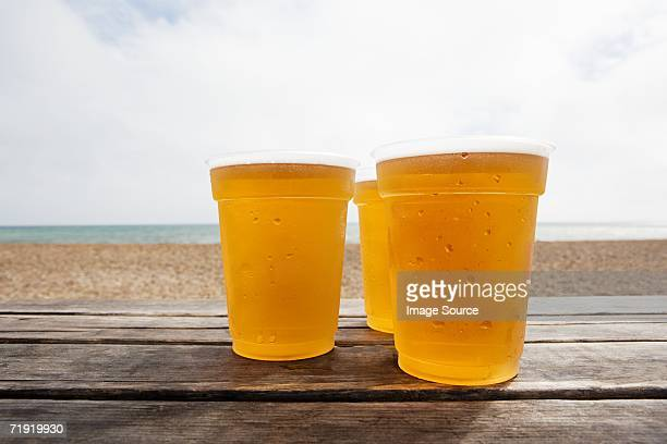 Beers by the beach