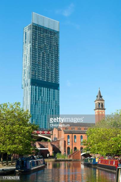 Beetham Tower, Manchester, England