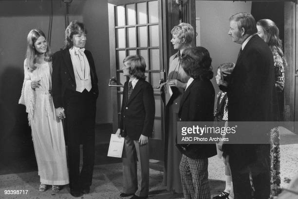 FAMILY 'Beethoven Brahms and Partridge' 9/29/73 Barbara Sigel David Cassidy Brian Forster Shirley Jones Danny Bonaduce Suzanne Crough Dave Madden...