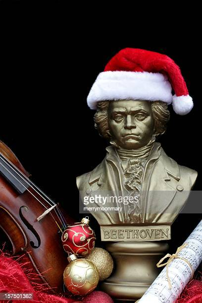 Beethoven Christmas Still Life