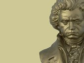 Beethoven Composer bust