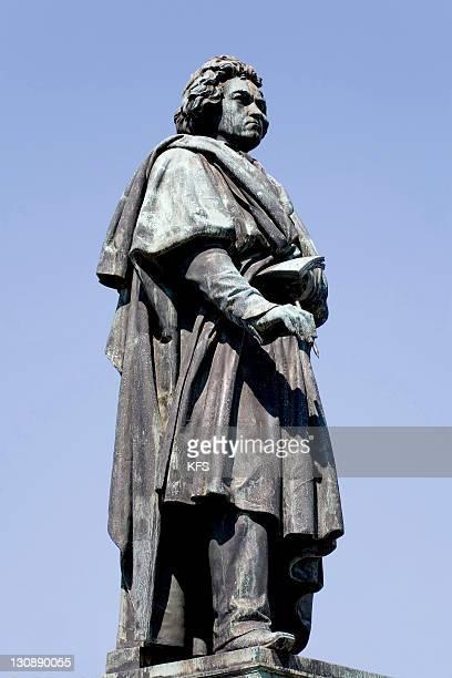 Beethoven monument, Bonn, NRW, Germany