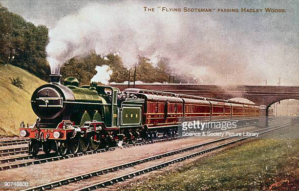 Before a locomotive was named �Flying Scotsman� in 1924 to the travelling public the Flying Scotsman was the name of the 1000 Special Scotch Express...