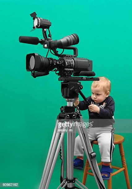 Beginning cameramen