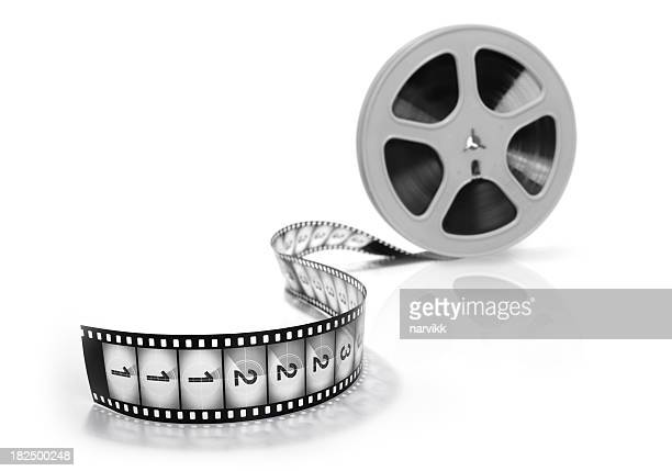 Beginning of the Film Reel