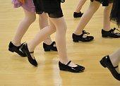 beginning tap class for little girls