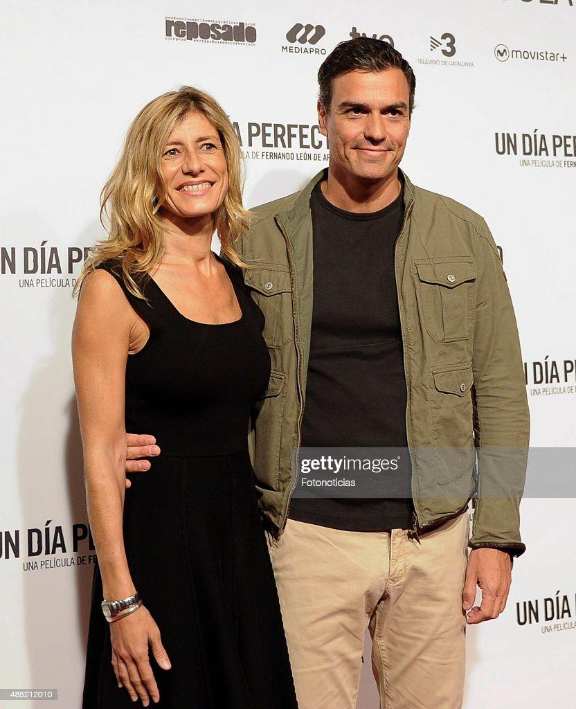 'Un Dia Perfecto' Madrid Premiere