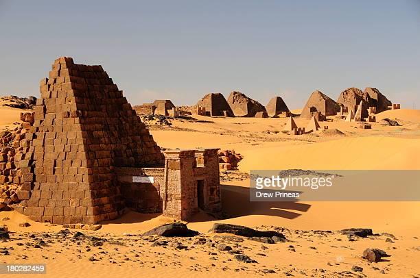 Begrawiya Pyramids, Sudan